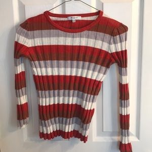 Madewell knit top